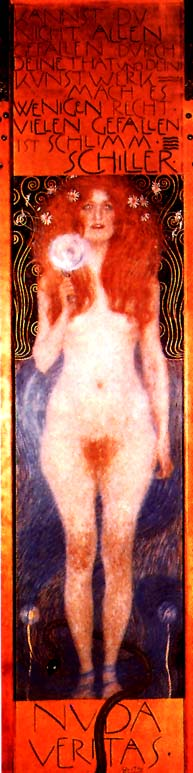 Veritas, Klimt: From Pauses to Motions